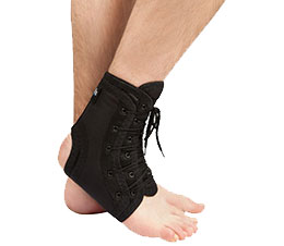 Фиксатор для голеностопного сустава застудила голеностопный сустав